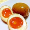 半熟卵を作る