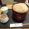 橋本【ひのや】刻み鴨せいろ ¥1030+大盛 ¥200