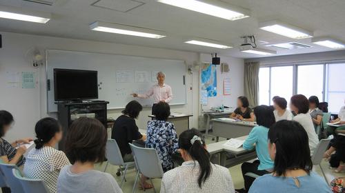 自然体で誰でも参加しやすい雰囲気が魅力――ABK日本語教育勉強会