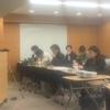 品川キャンパスで大学院教授会。九段サテライトでインターゼミ最終発表会。