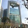 韓国最大規模らしいスタバ@鍾路タワー店