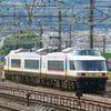3月25日撮影 東海道線 平塚~大磯間 ② 485系改 NO.DO.KAを撮る