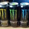 Monsterは実質的にお酒