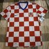 ユニフォーム その6 クロアチア代表 2008-2009年 ホーム用 半袖