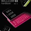 WILLCOM 03 handbook明日発売
