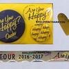 嵐 LIVETOUR Are you Happy?2016 公式グッズ 【大阪会場限定】 バッジセット(黄) 激安通販はこちら!!