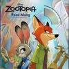 Zootopiaの絵本でヒアリング力アップトレーニング