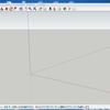 XNAで使いたいモデルを「Google SketchUp 8」で描く