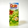 子供から大人まで美味しく飲める果実ジュース「Doleマスカットミックス100%」