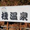 桟温泉旅館【長野県 桟温泉】~女将さんの気遣い、まろやかな冷鉱泉、美味なる会席料理。高級旅館では再現できない全開の鄙オーラを感じる~