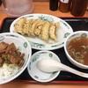 日高屋鶴見シークレイ店 焼き餃子