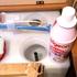 キャンピングトレーラーの清水タンクの洗浄をミルクポンでやってみた
