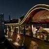 Anantaraの豪華なチャオプラヤー川ディナークルーズ「マノーラ」@チャオプラヤー川