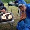 過去ブログ その6 【無印良品南乗鞍キャンプ場 2日目 @ 岐阜県 高山市 2015年 8月