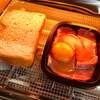 朝食準備が楽々!アラジントースターで目玉焼き