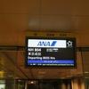 SFC 修行第4弾 3レグ目 ANA804便 シンガポール→成田 搭乗記