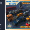 Complete Vehicle Pack V2 普通の町の車からトラックやヘリコプター!36種類の車両3Dモデル