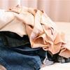 衣替えと断捨離、クローゼット収納