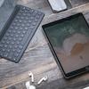 久々にiPad Proのソフトウェアキーボードを使ってみた