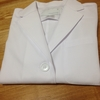 アイロンがけをしなくてもきれいな状態で着られる方法【白衣編】
