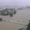 ライブカメラ映像!岐阜県庄内川が氾濫のおそれで氾濫危険警戒レベル4相当