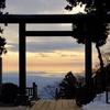 今シーズン初アイゼン!丹沢でプチ雪山を堪能!@大山 2018.1.28