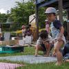 20160627藤野むくどり公園プレーパーク開催模様