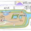 母子島遊水地(茨城県筑西)