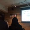 上野LIG校で卒制発表会あった。卒業生と在校生とトレーナーと交流することのありがたさ。