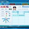 パワプロ2020    松岡健一(2008ヤクルト)    パワナンバー