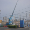 TAVARAT新事務所兼アンテナショップの棟上