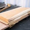 木彫看板・木製看板用の新木材、入荷しました!