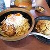 札幌市豊平区 麺場 田所商店 札幌平岸店で辛味噌つけ麺