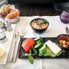 【カタール航空】QR039 ドーハ→パリ A380 ビジネスクラス