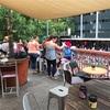 祭りが多い!その横でホットドッグ売る! in アデレード