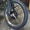 #バイク屋の日常 #ホンダ #スーパーカブ #フロントホイール #ミシェラン #ペイント