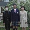 佑陽中学校入学式