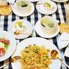 いつかの休日のおうちごはん/My Homemade Dinner/อาหารมื้อดึกที่ทำเอง