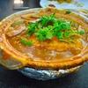 シンガポール・リトルインディアの「LEEDS RESTAURANT INDIAN MUSLIM FOOD」でフィッシュヘッドカリー。