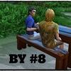 【Sims4 BY】#8 奮闘