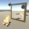 【アセット紹介】Magic Mirror Lite で鏡を作る【Unity】