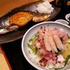 【できたて屋 @四ッ谷】絶品寿司で有名な根室花まるの系列店が東京四谷にオープン。美味しい一夜干しと海鮮丼を味わえます【ごちそう三種定食 + 花まる丼】