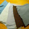 台湾でスカートとパンツのウエストをお直しした