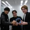 Investor Meet up2018にKAZMAX【カズマックス】さん、三崎優太【青汁王子】さん、登場!!