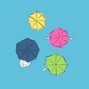 【子育てママの傘・家族におすすめシンプルレイングッズ】2年使用してリピートした傘をご紹介します。【梅雨来る】