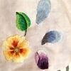 イギリスの伝統刺繍、シルクシェーディング(Silk Shading)に取り組む