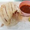 タイのミシュラン、緑の丼マークのあるカオマンガイの美味しいお店【ギンヘン】