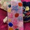 手作りiPhone XR キラキラキャンディケース〜☆*:.。. o(≧▽≦)o .。.:*☆