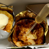 CHEESE CAVERY TOKYOのチーズケーキは熟成チーズのような味