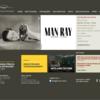 『パリのマン・レイ』展 at クリティバ